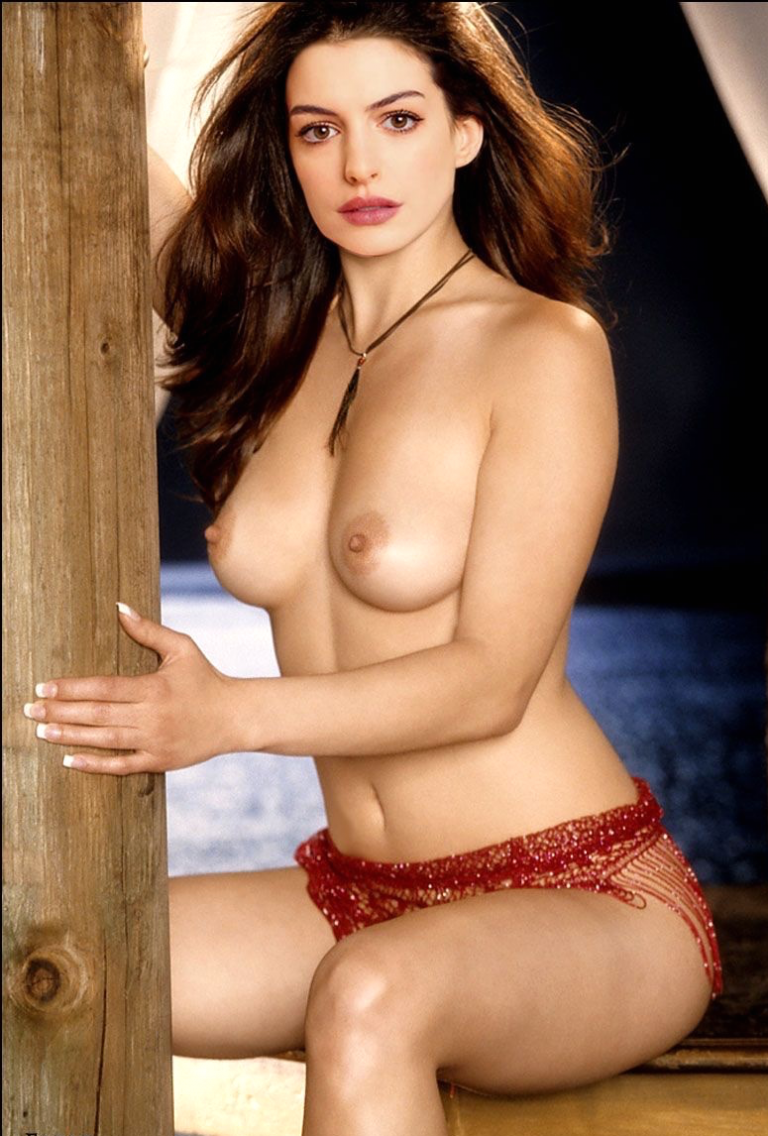 Anne hathaway nude tgp #11