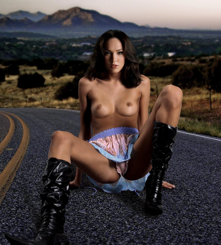 Nude photos of megan mccormick, ally kay her freshman year